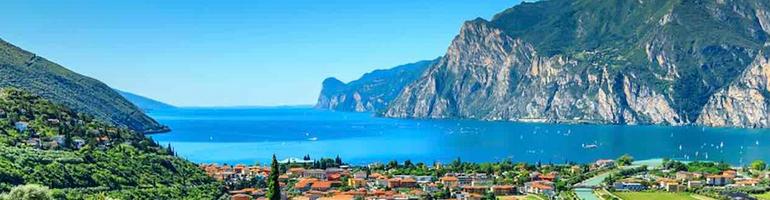 Nejkrásnější jezero v Itálii – nejnavštěvovanější jezero v Itálii - Italie - cestování - dovolená v itálii - panda1709