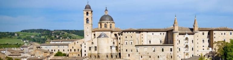 PA_0021_00_Urbino – malé městečko velkého významu - Italie - cestování - dovolená v itálii - panda1709 - panda na cestách