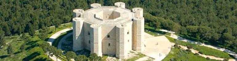 PA_0023_00_hrad Castel del Monte památka UNESCO - panda1709 - hrad v Itálii - Italie - cestování - dovolená v itálii