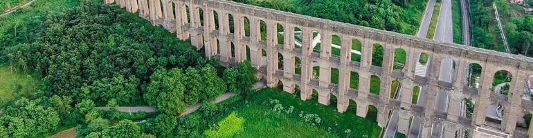 PA_0056_00_Akvadukt Vanvitelli - The Aqueduct of Vanvitelli - L acquedotto Carolino - Italie - cestování - dovolená v itálii - Panda na cestach - panda1709