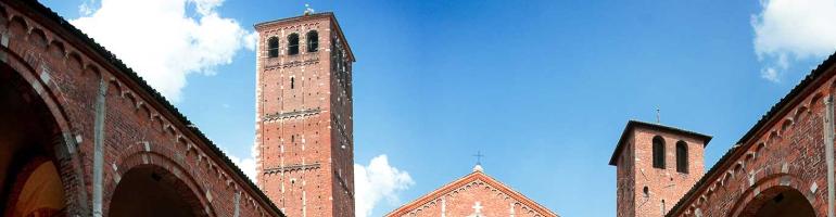 PA_0110_00_Kostel svatého Ambrože - di Santo Ambroggio- Italie - cestování - dovolená v itálii - Panda na cestach - panda1709