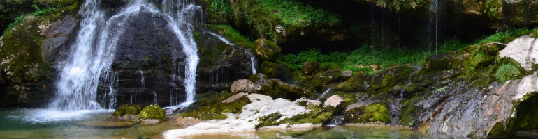 PA_0124_00_Vodopád Virje - Slovinsko - cestování - dolovelná - Panda na cestach - panda1709